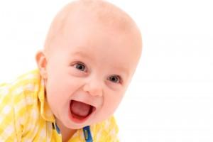 Infant portrait photo