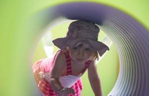Infant Tunnel