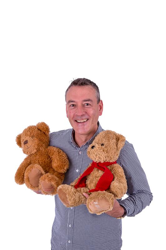 Steve and his Bears